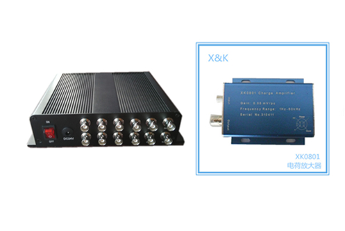 ICP信號調理器,電荷放大器
